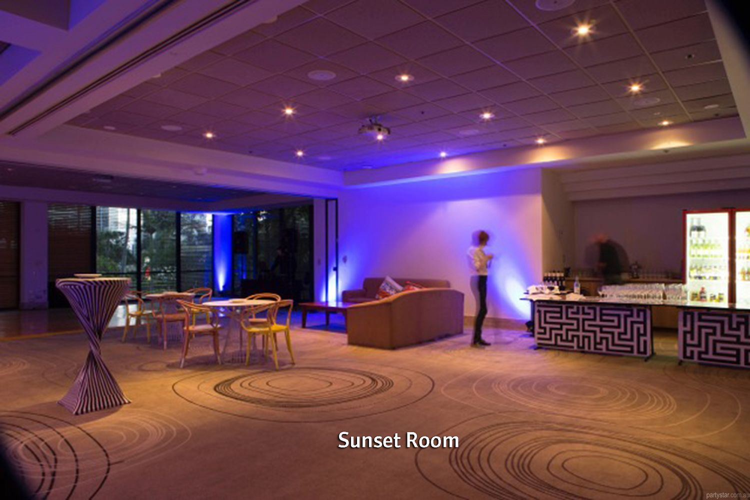 QT Gold Coast, Surfers Paradise, QLD. Function Room hire photo #4
