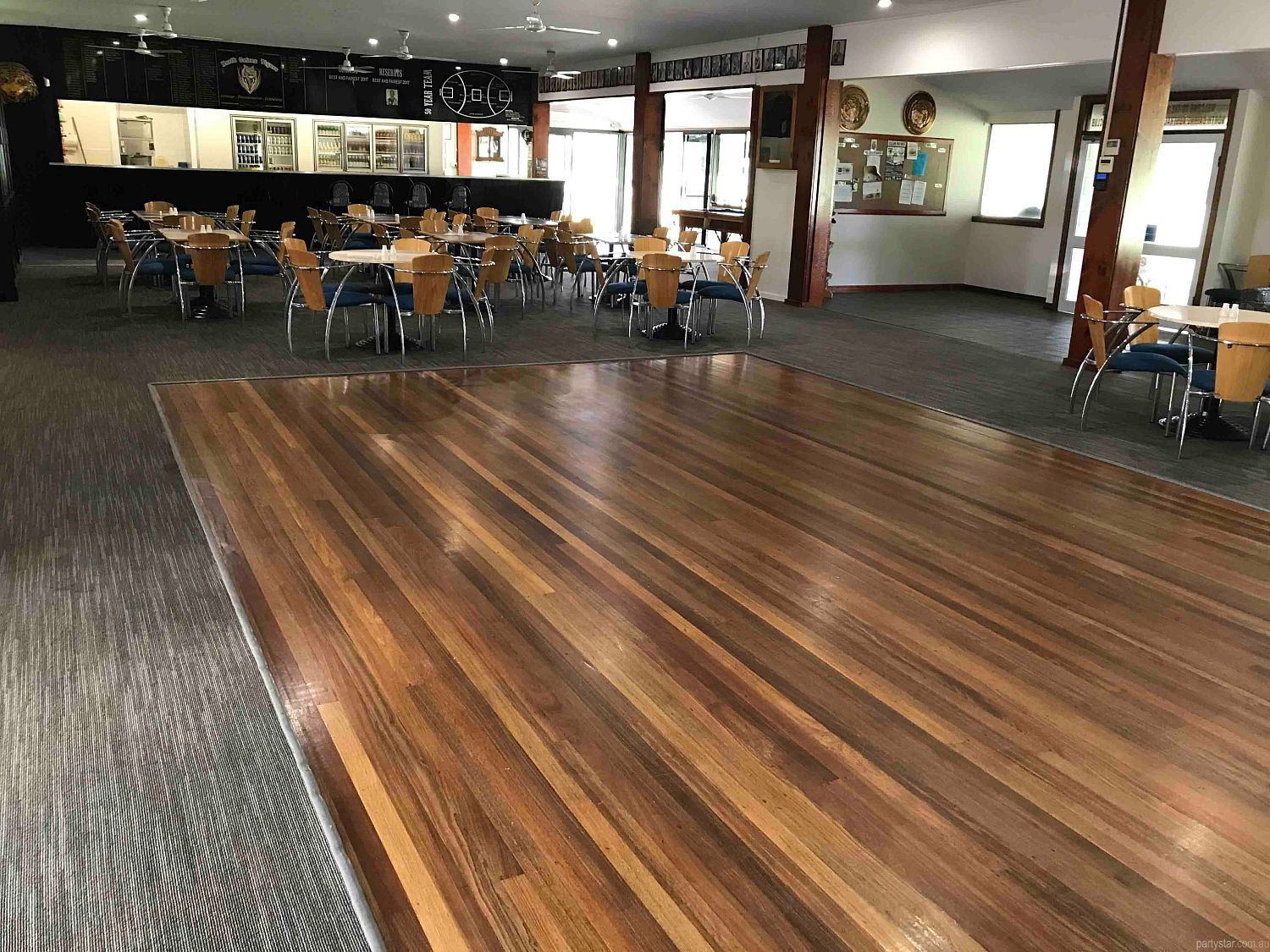 North Cairns Australian Football Club, Manunda, QLD. Function Room hire photo #1