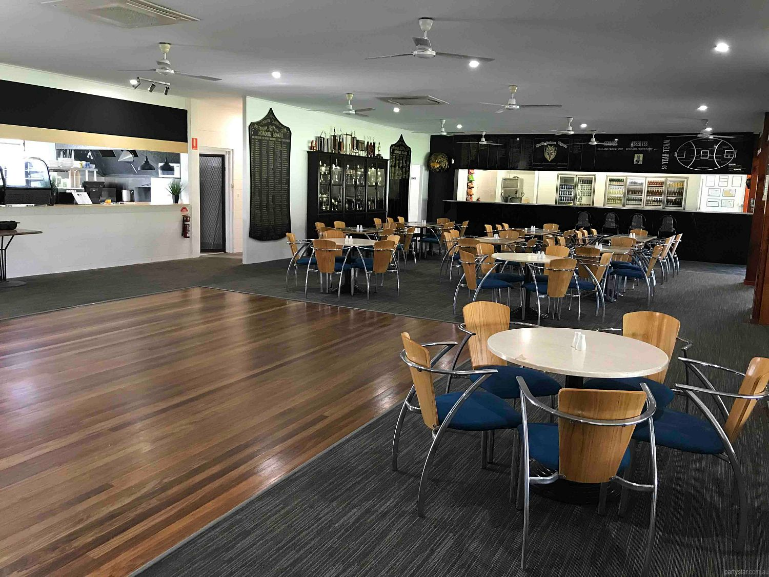 North Cairns Australian Football Club, Manunda, QLD. Function Room hire photo #2