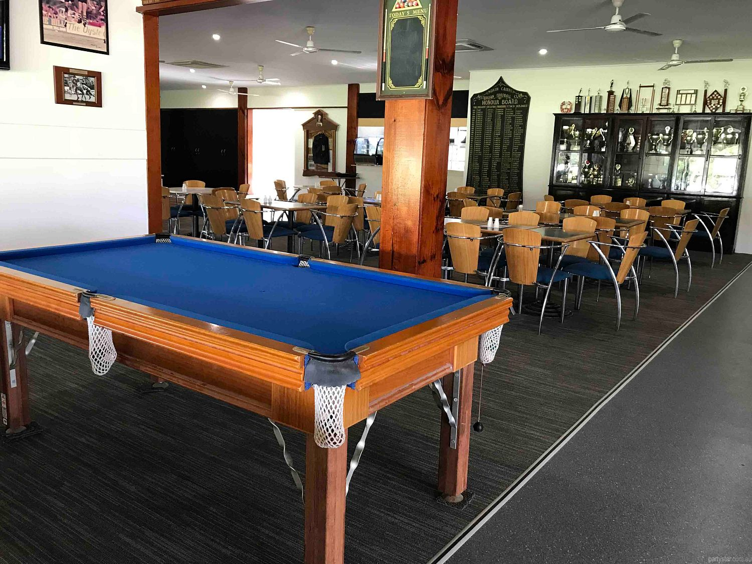 North Cairns Australian Football Club, Manunda, QLD. Function Room hire photo #3