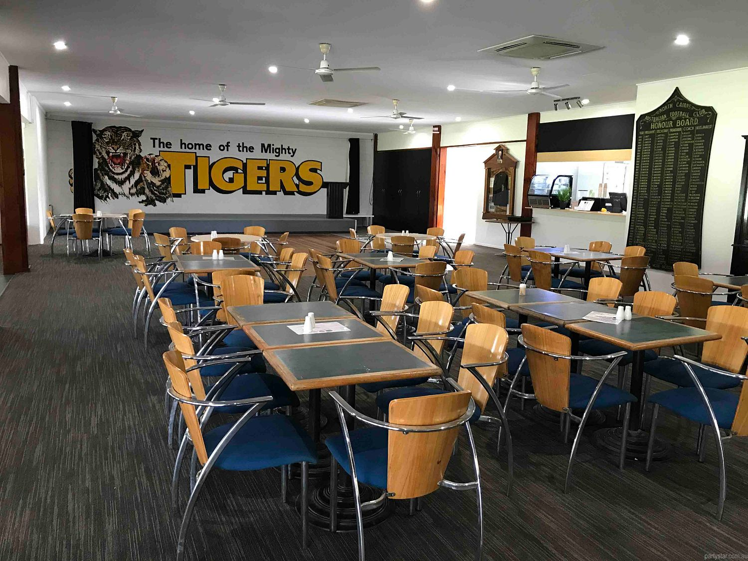 North Cairns Australian Football Club, Manunda, QLD. Function Room hire photo #4