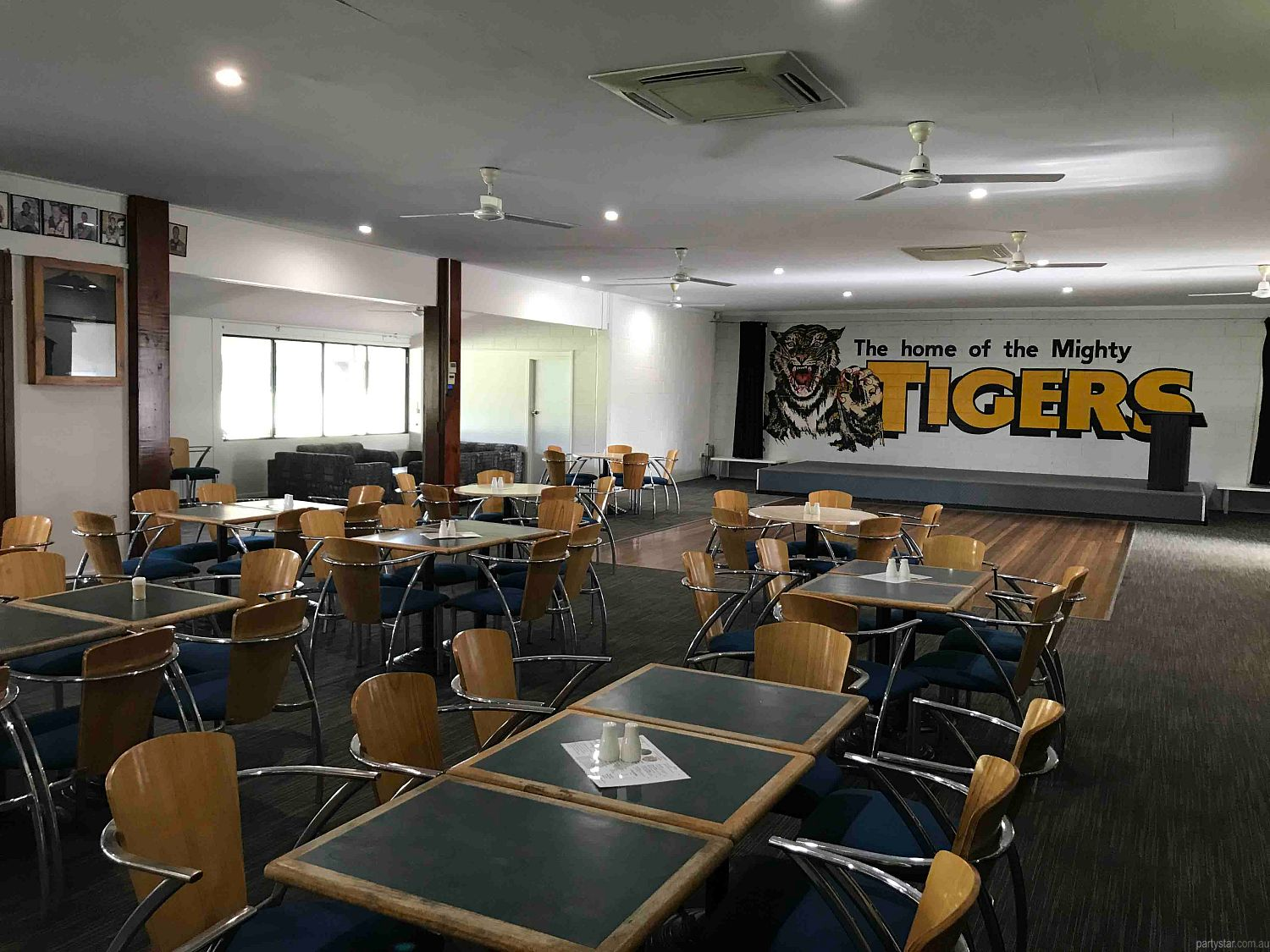 North Cairns Australian Football Club, Manunda, QLD. Function Room hire photo #5