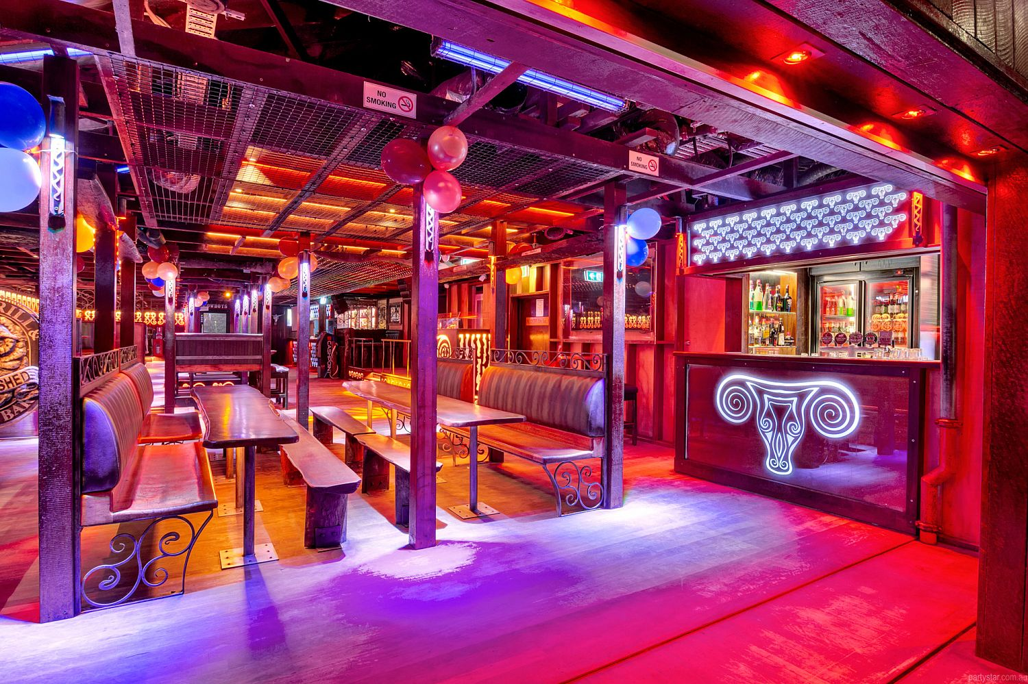 The Woolshed, Cairns, QLD. Function Room hire photo #1