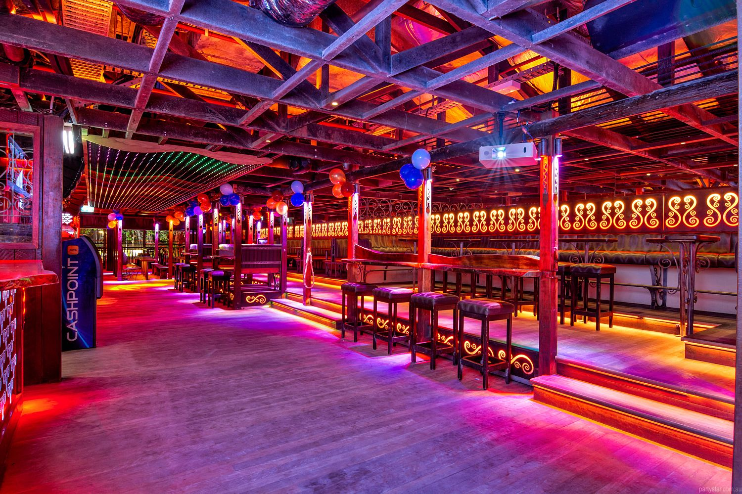 The Woolshed, Cairns, QLD. Function Room hire photo #3