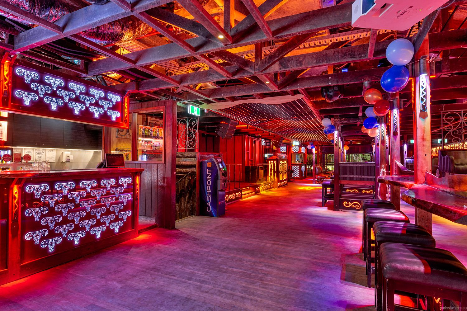 The Woolshed, Cairns, QLD. Function Room hire photo #4