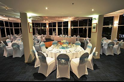 Function venue Pacific Hotel Cairns