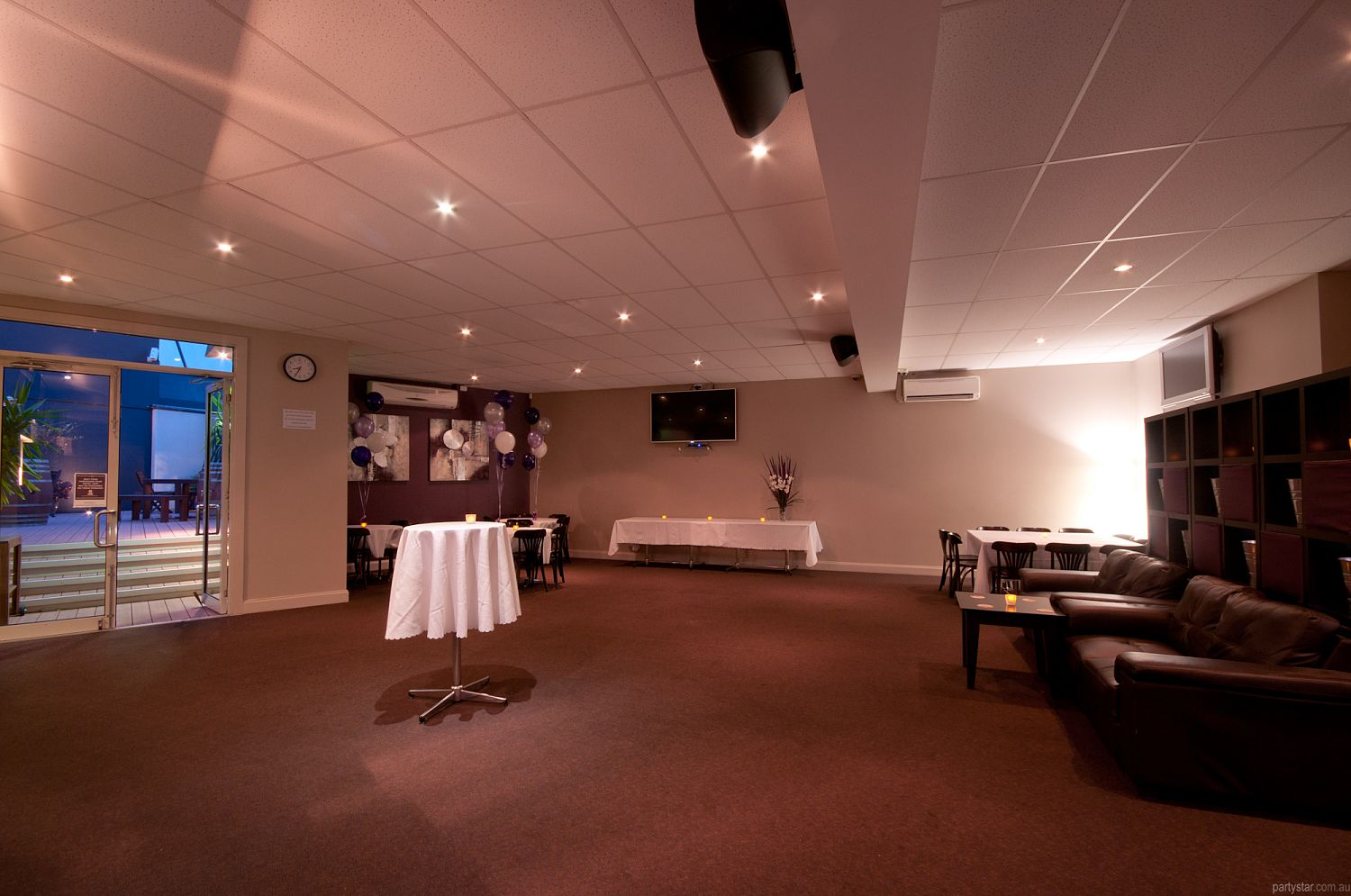 Junktion, Kew, VIC. Function Room hire photo #3
