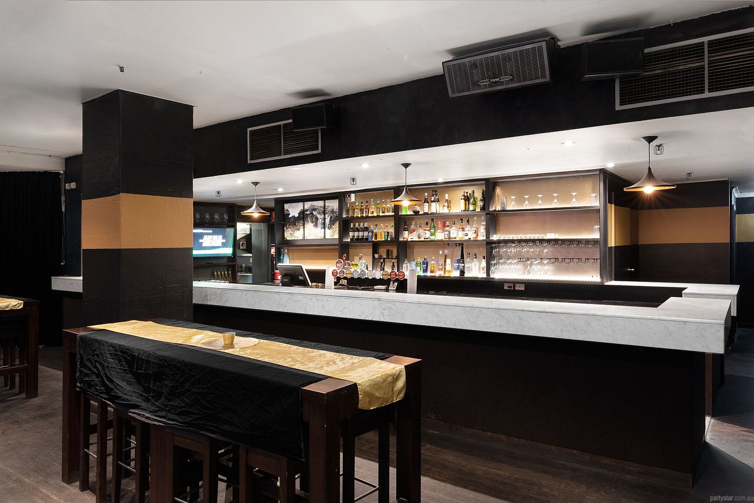 Club Retro, Melbourne, VIC. Function Room hire photo #1