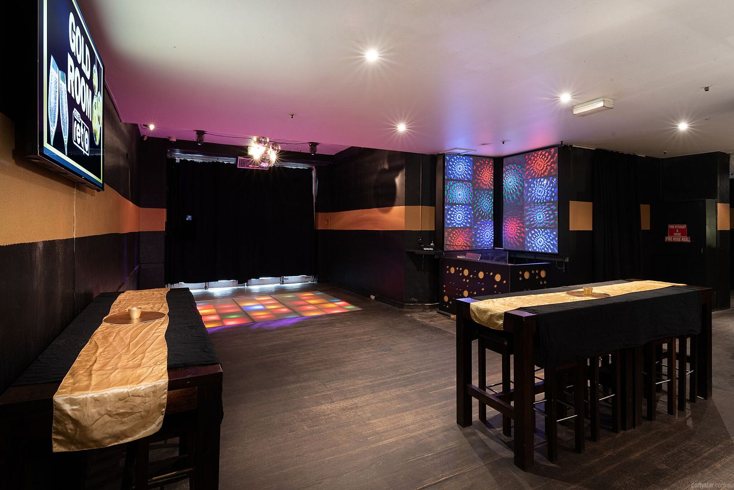 Club Retro, Melbourne, VIC. Function Room hire photo #3