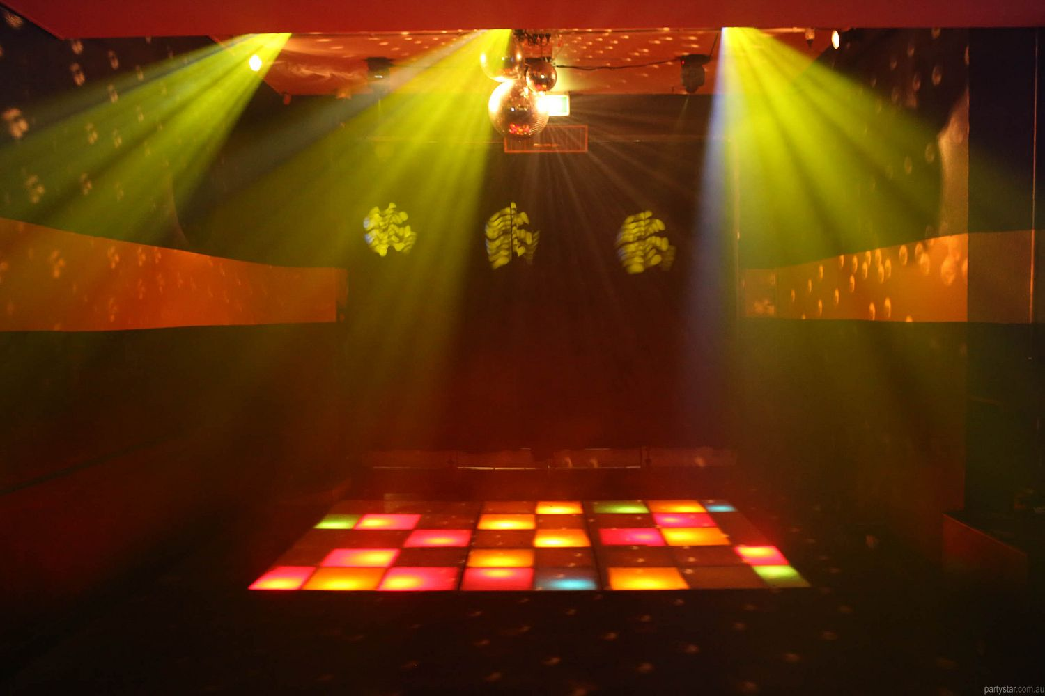 Club Retro, Melbourne, VIC. Function Room hire photo #4