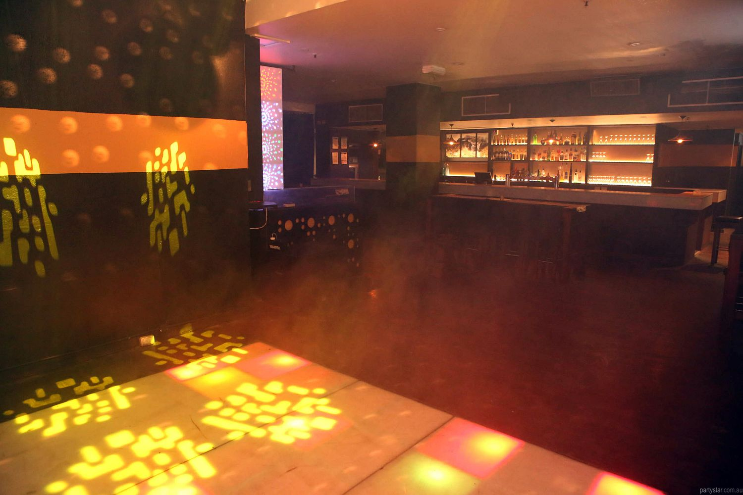 Club Retro, Melbourne, VIC. Function Room hire photo #5