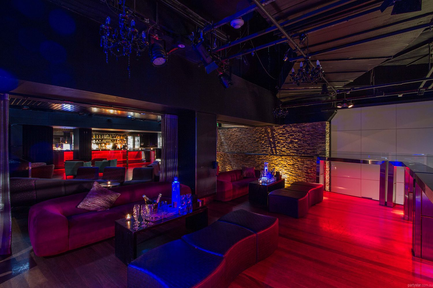 Therapy, Southbank, VIC. Function Room hire photo #1