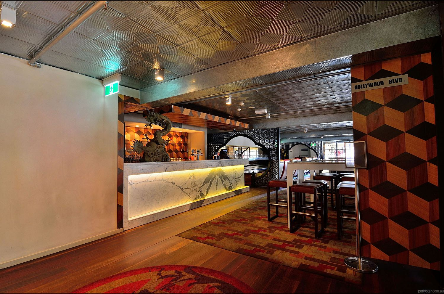 Mr B's Hotel, Sydney, NSW. Function Room hire photo #1