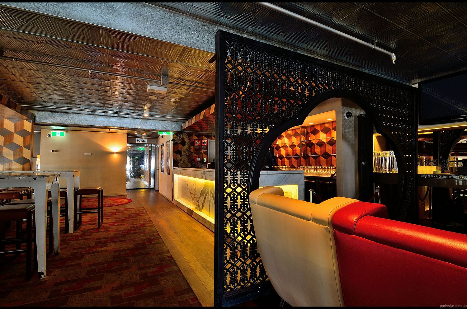 Mr B's Hotel, Sydney, NSW. Function Room hire photo #5