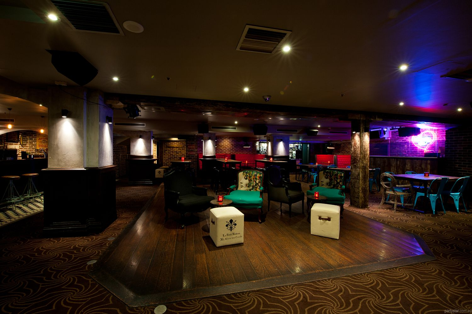 80 Proof, Sydney, NSW. Function Room hire photo #5