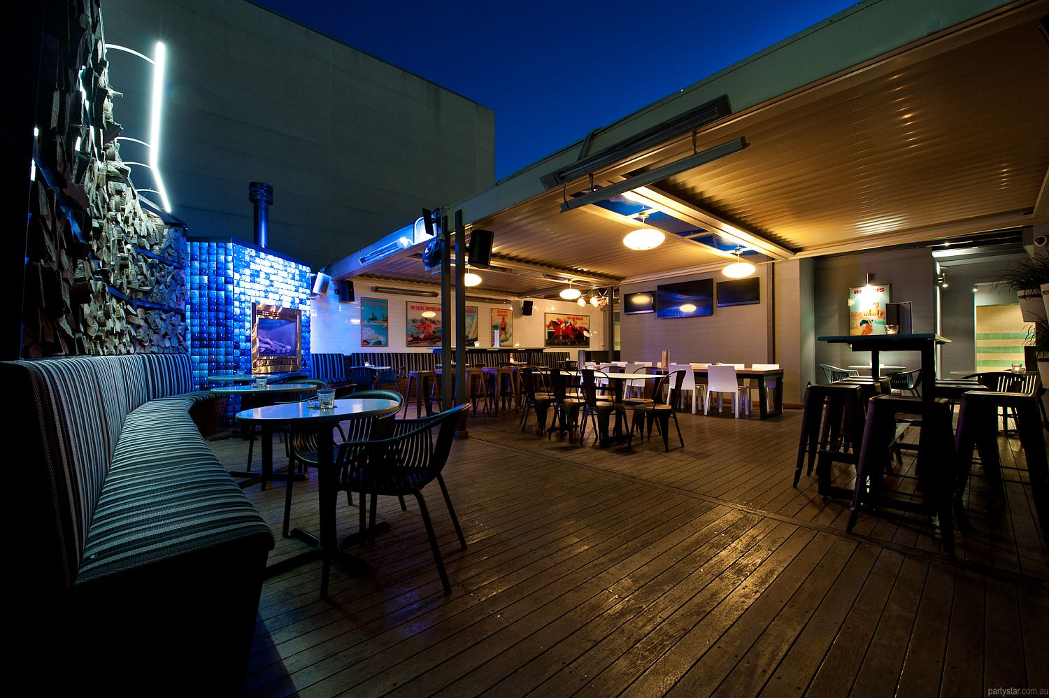 Tea Gardens Hotel, Bondi Junction, NSW. Function Room hire photo #5
