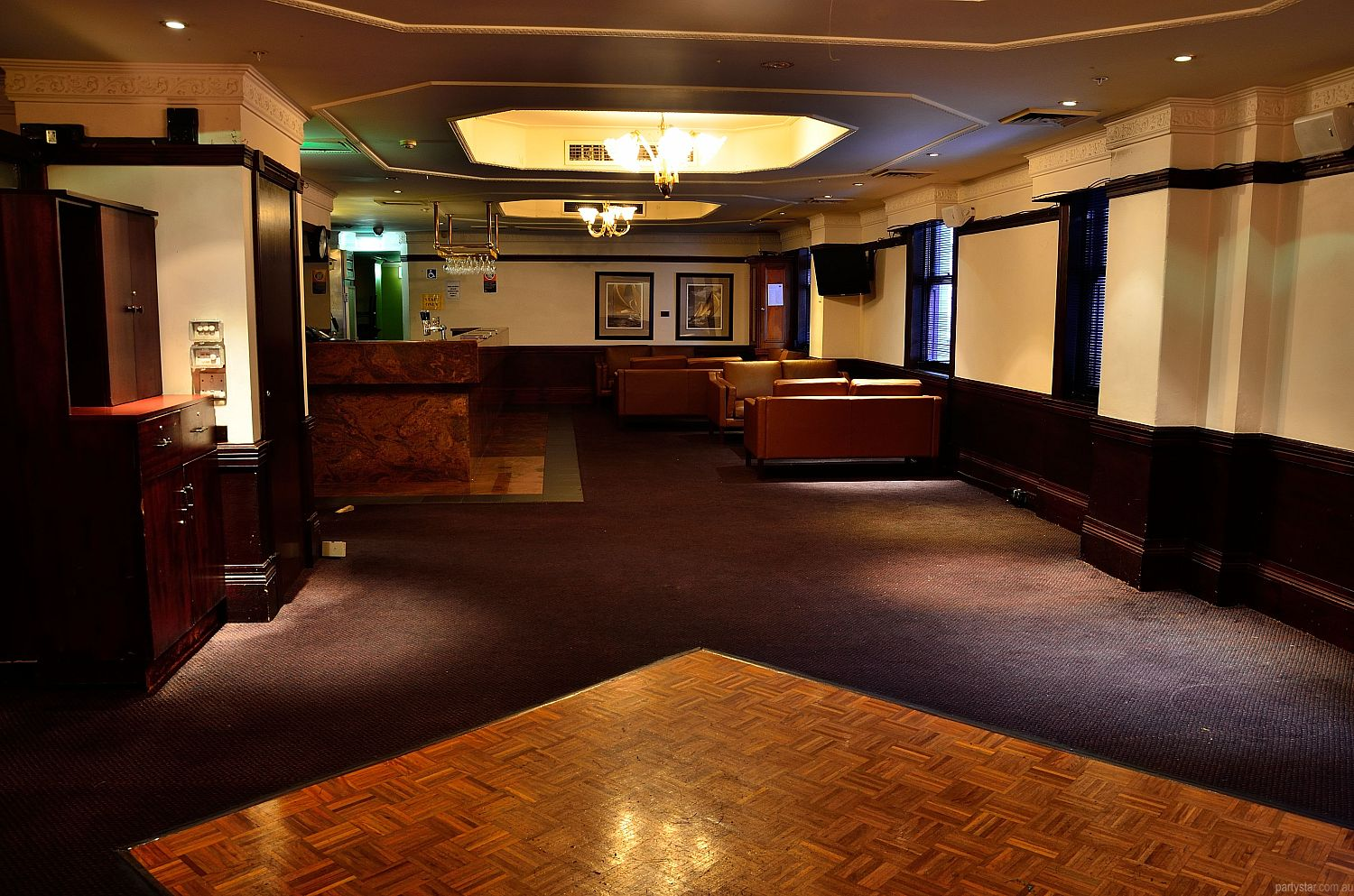 Occidental Hotel, Sydney, NSW. Function Room hire photo #1