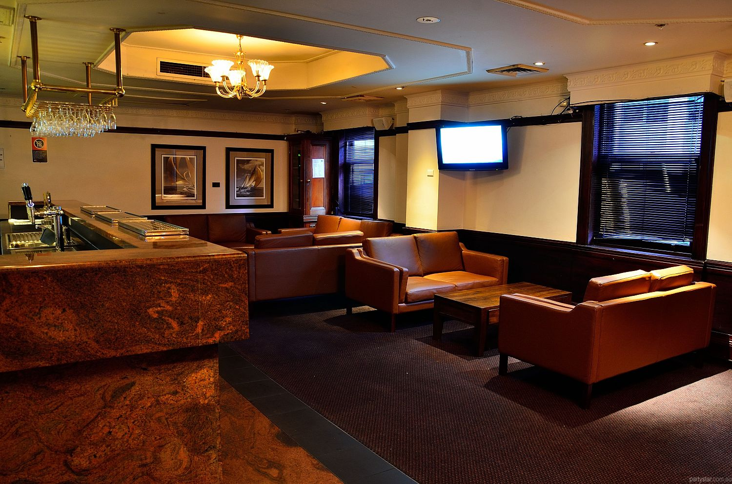 Occidental Hotel, Sydney, NSW. Function Room hire photo #2