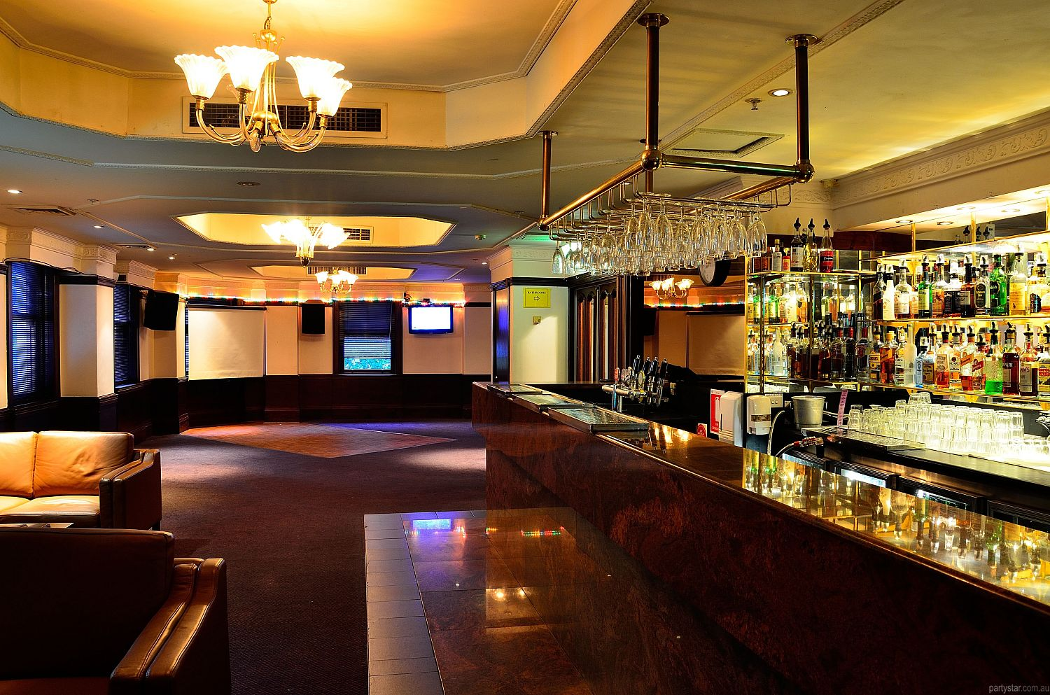 Occidental Hotel, Sydney, NSW. Function Room hire photo #3