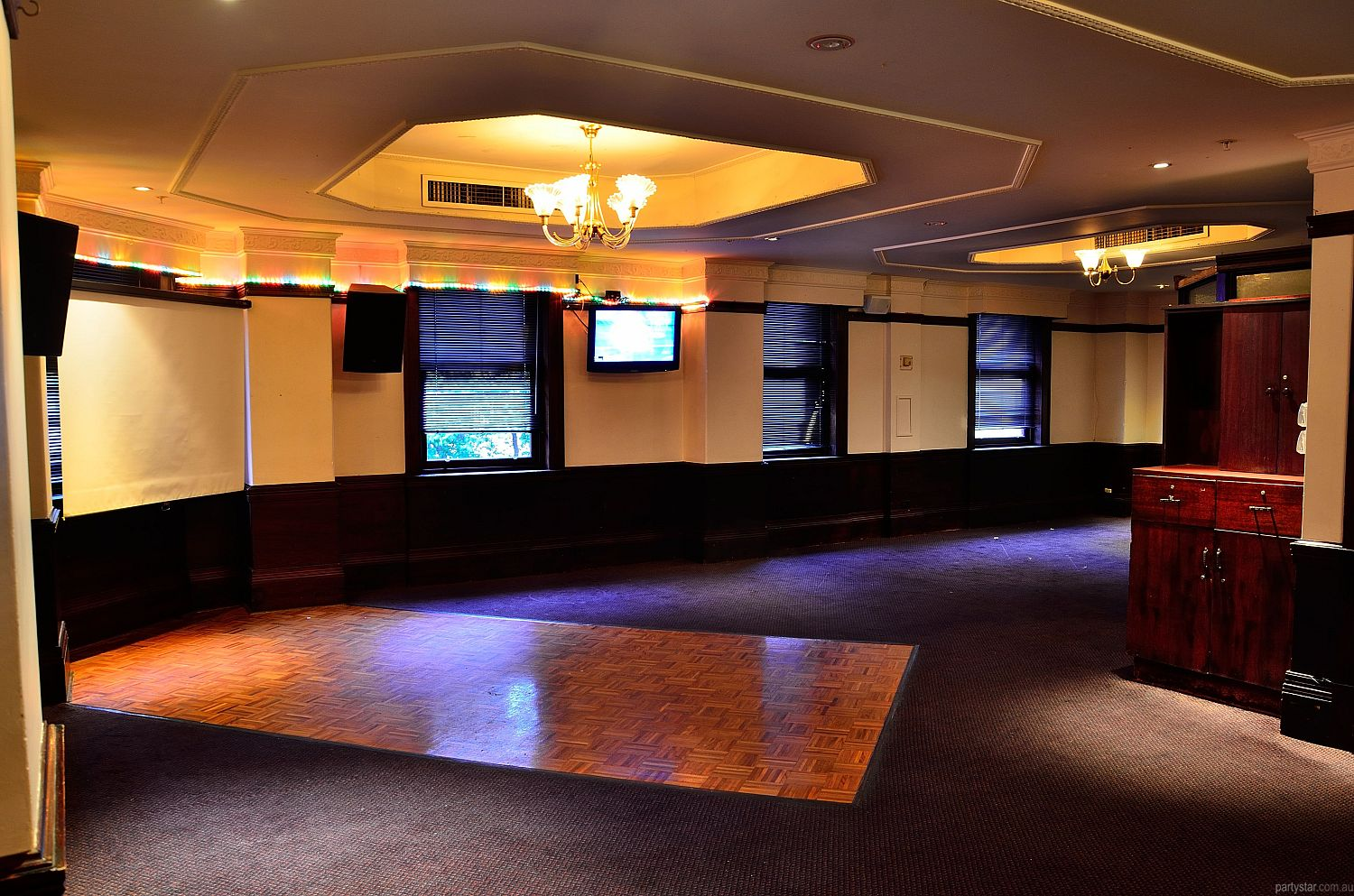 Occidental Hotel, Sydney, NSW. Function Room hire photo #4