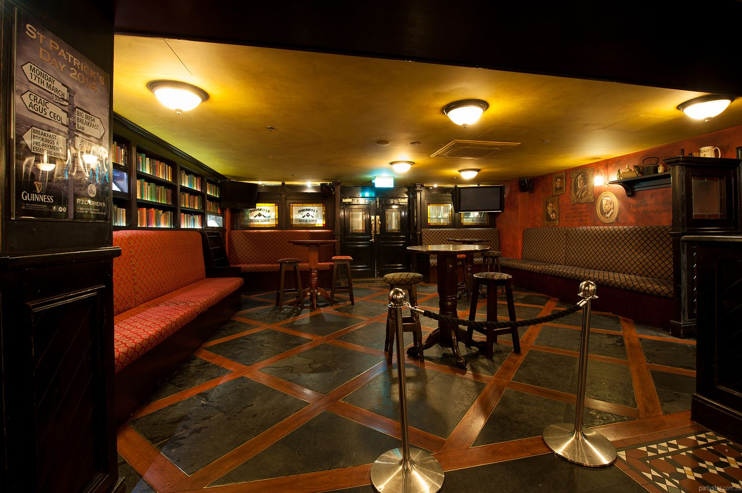 PJ O'Brien's, Sydney, NSW. Function Room hire photo #2