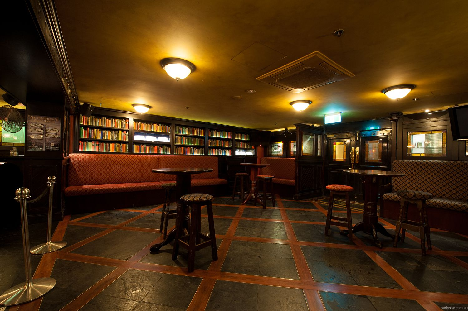 PJ O'Brien's, Sydney, NSW. Function Room hire photo #3