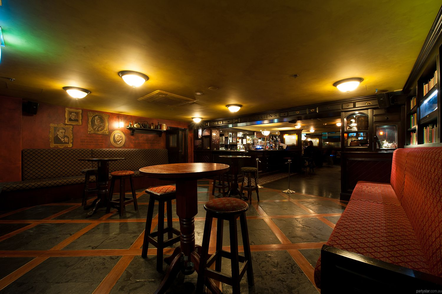 PJ O'Brien's, Sydney, NSW. Function Room hire photo #4