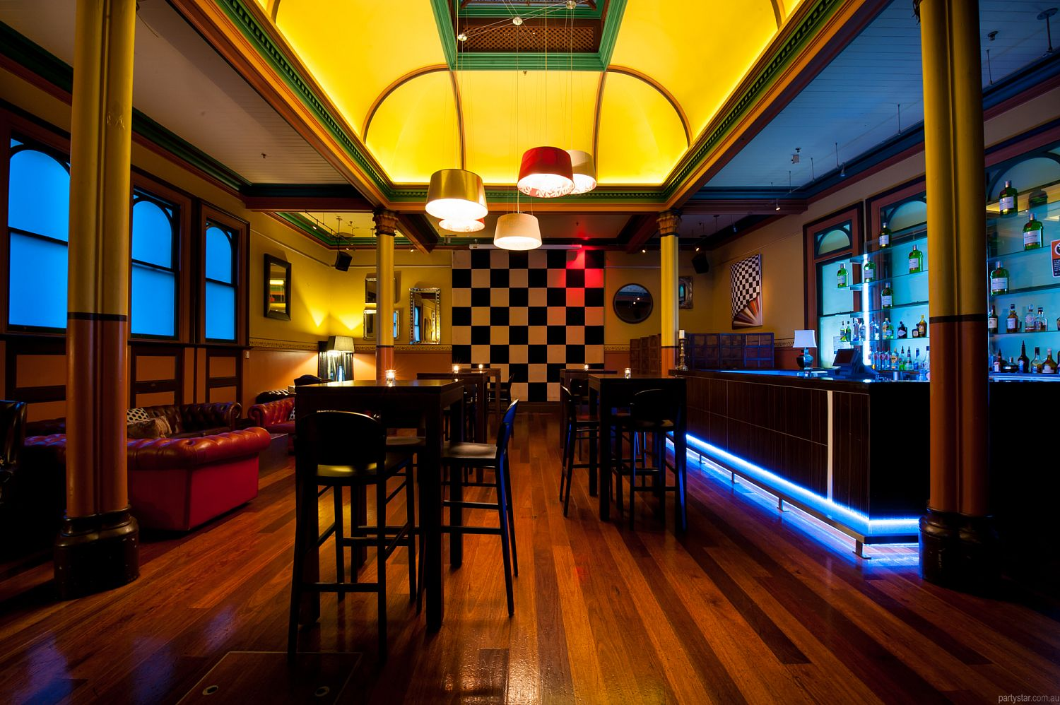The ArtHouse Hotel, Sydney, NSW. Function Room hire photo #1