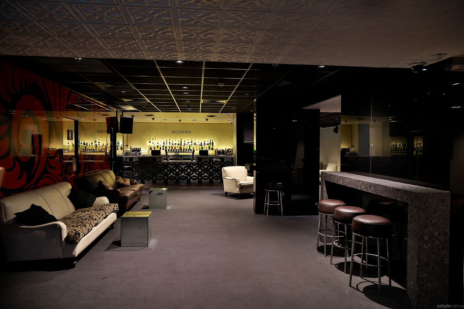 The Haymarket Hotel, Haymarket, NSW. Function Room hire photo #1