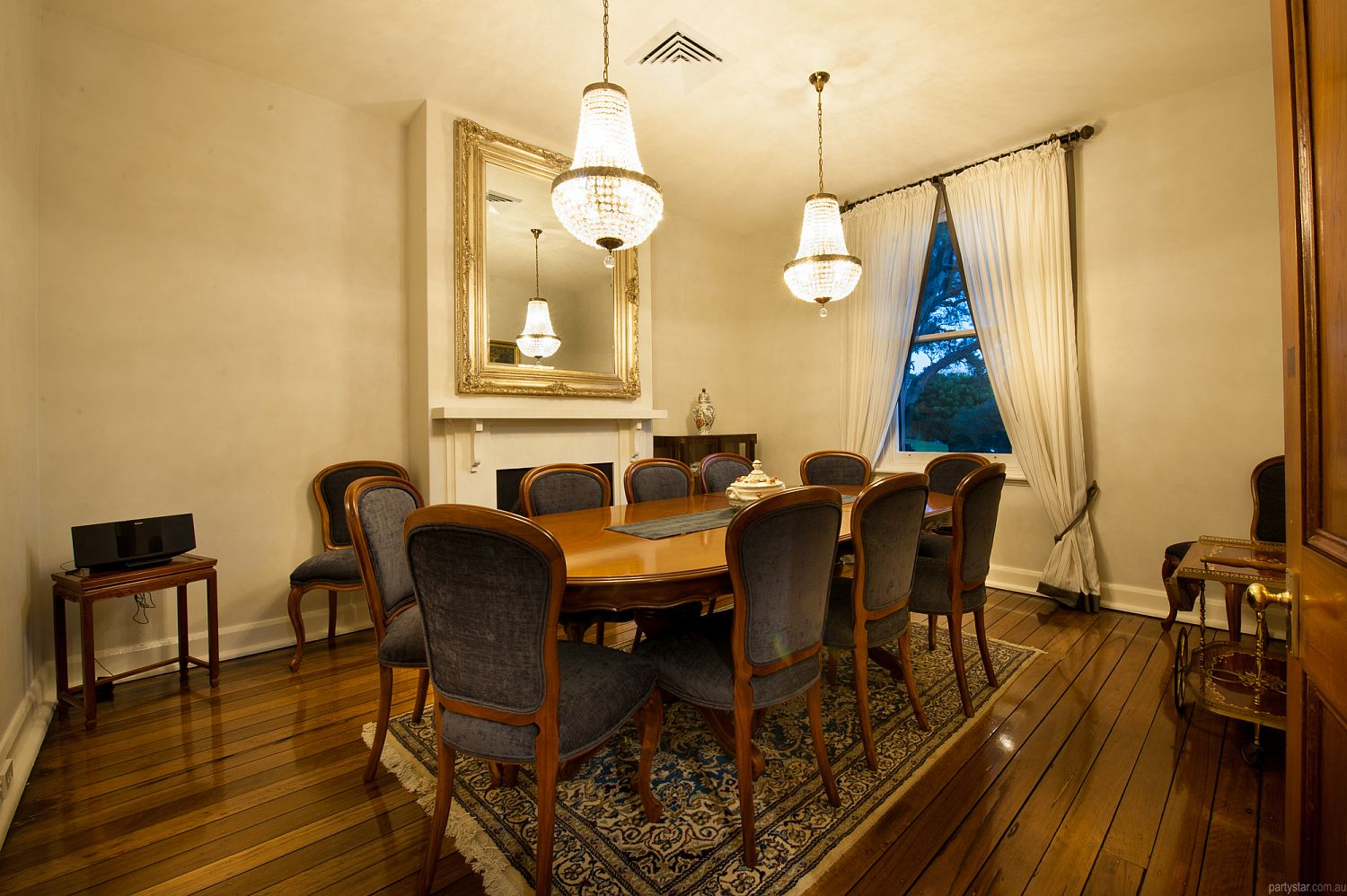 The Residences, Centennial Park, NSW. Function Room hire photo #5