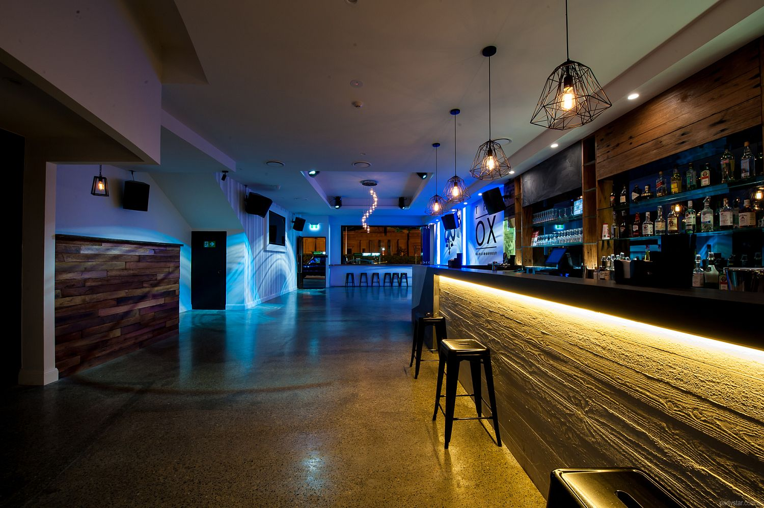The Ox, Darlinghurst, NSW. Function Room hire photo #2
