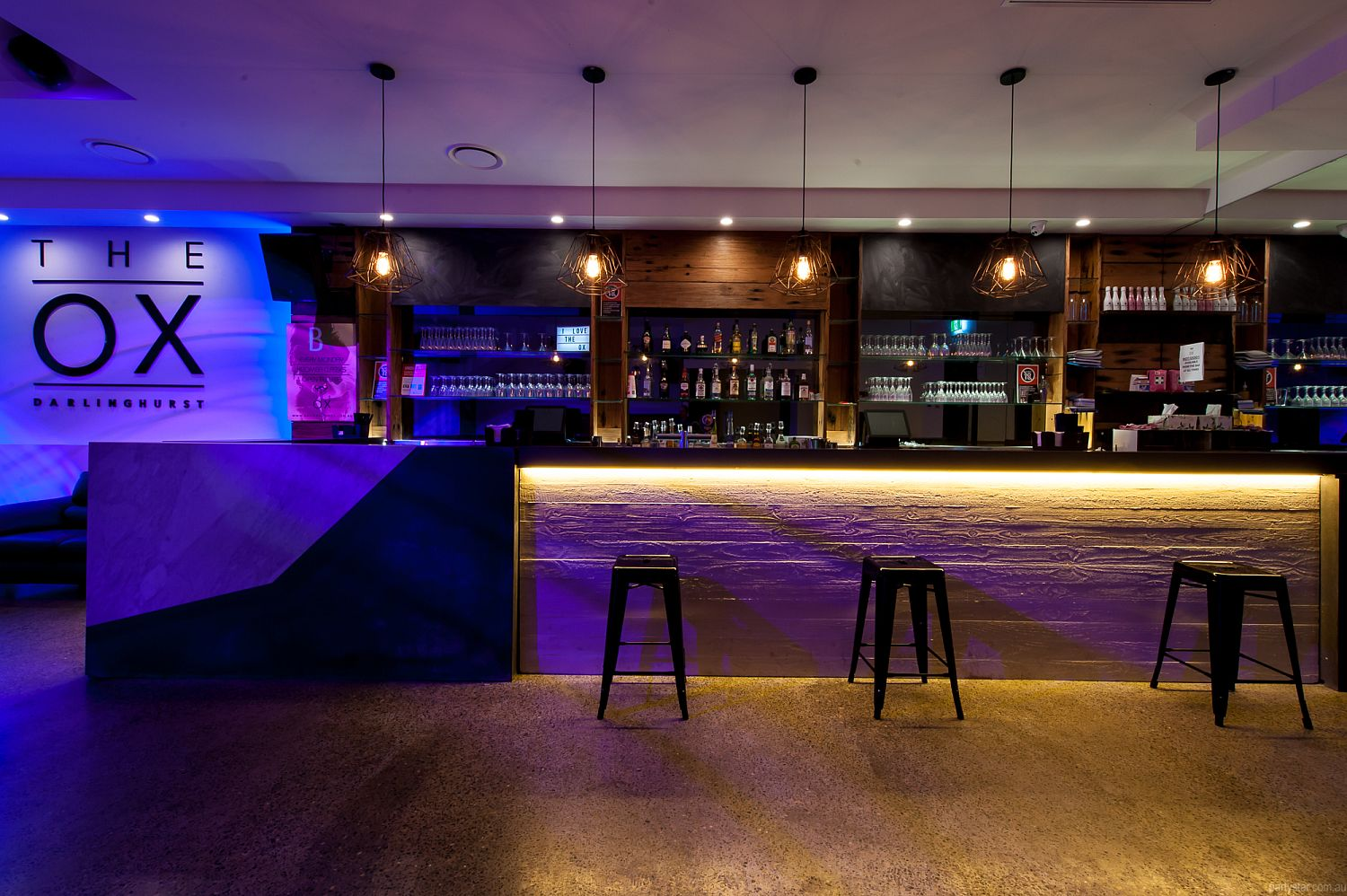 The Ox, Darlinghurst, NSW. Function Room hire photo #5