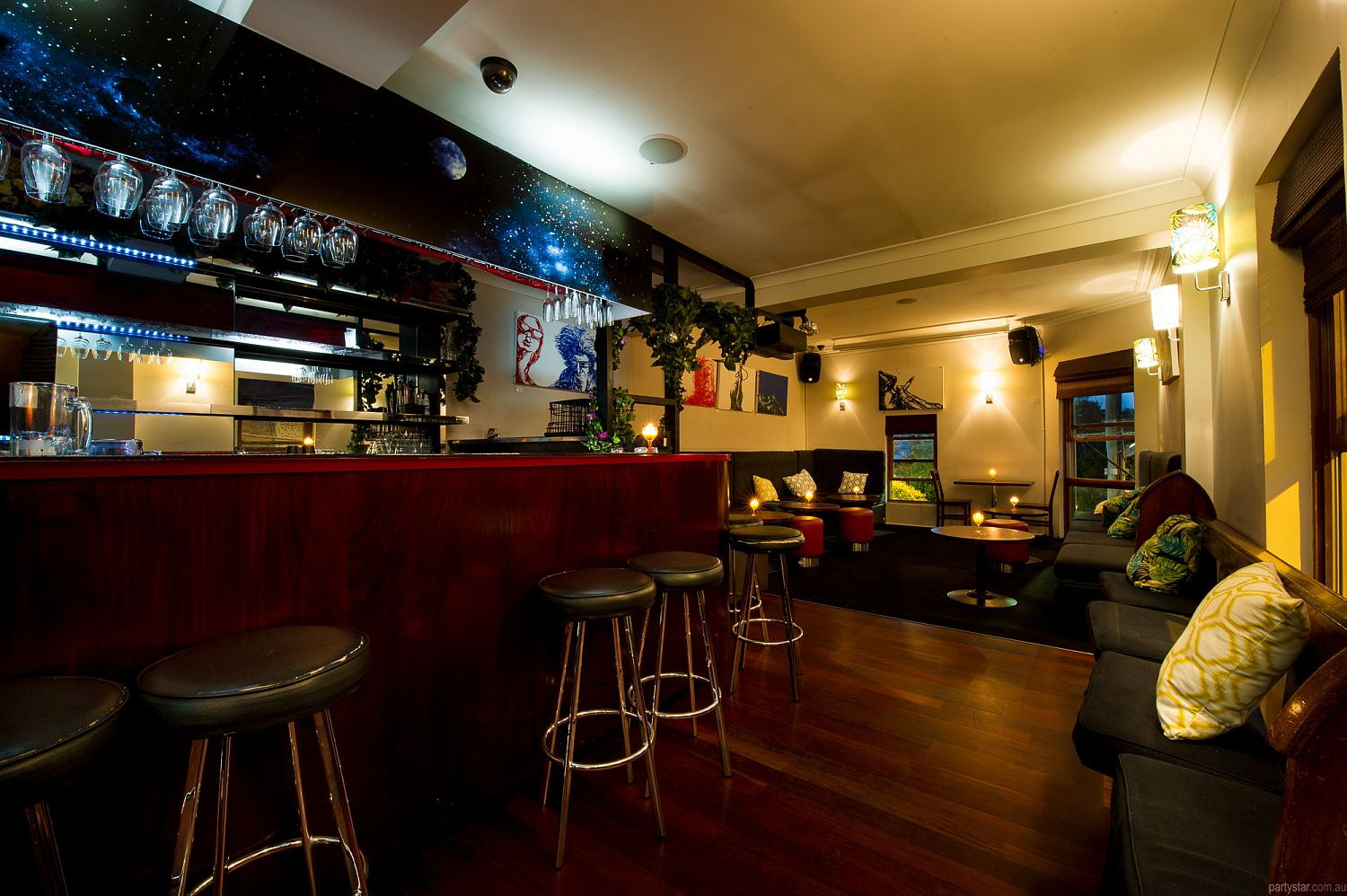 The Hive Bar, Erskineville, NSW. Function Room hire photo #1