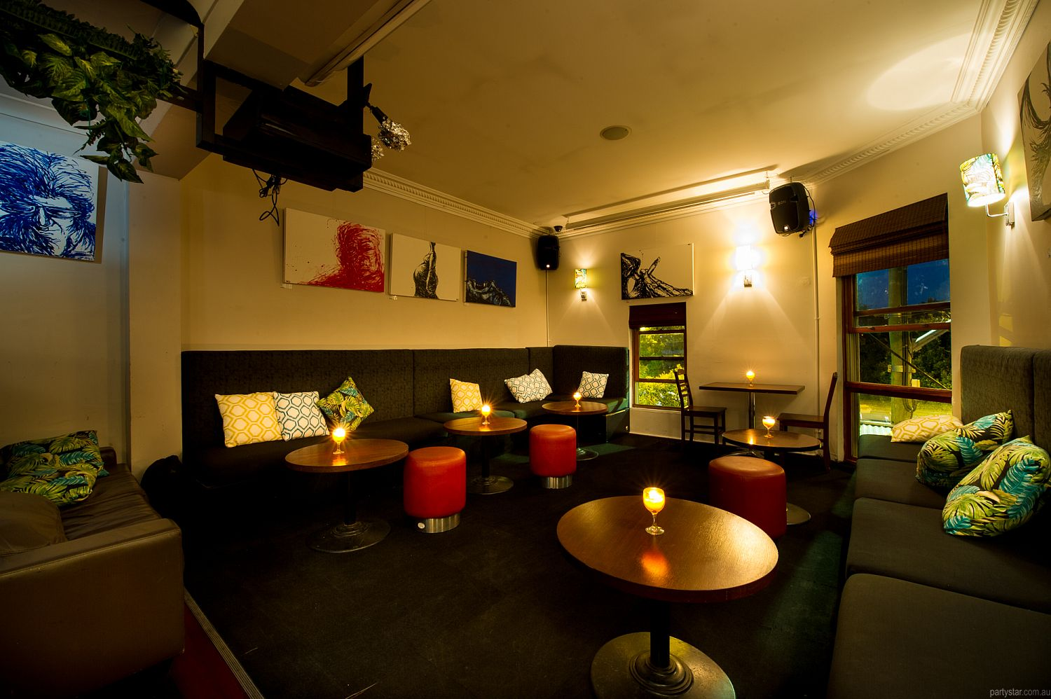 The Hive Bar, Erskineville, NSW. Function Room hire photo #2
