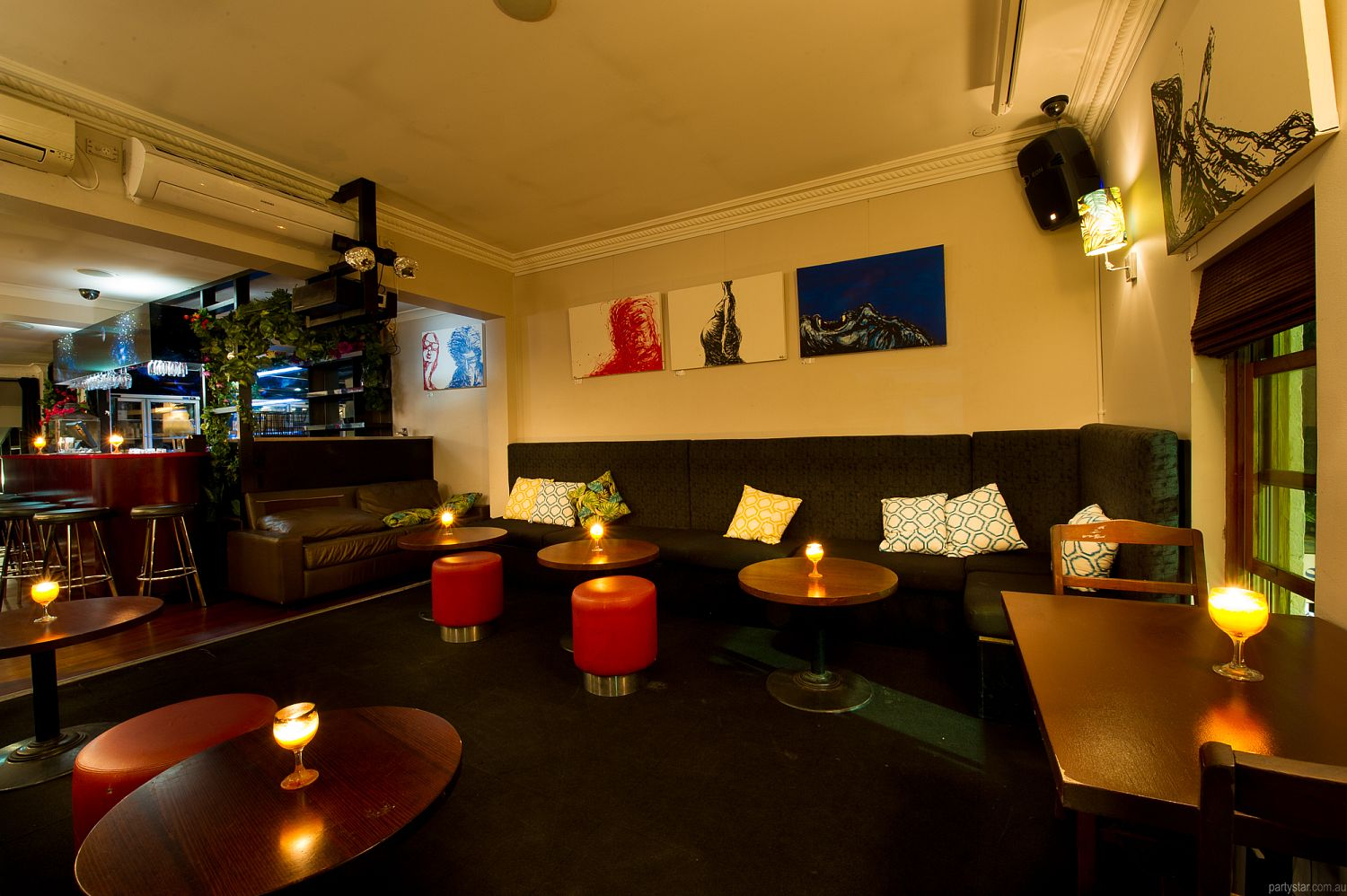 The Hive Bar, Erskineville, NSW. Function Room hire photo #3