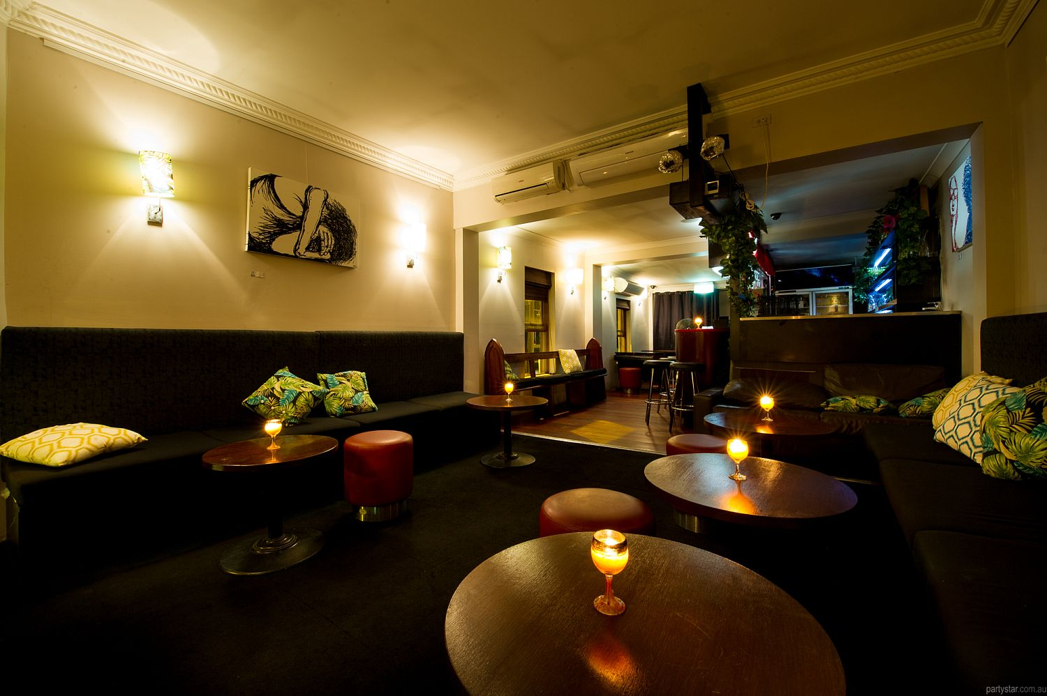 The Hive Bar, Erskineville, NSW. Function Room hire photo #4