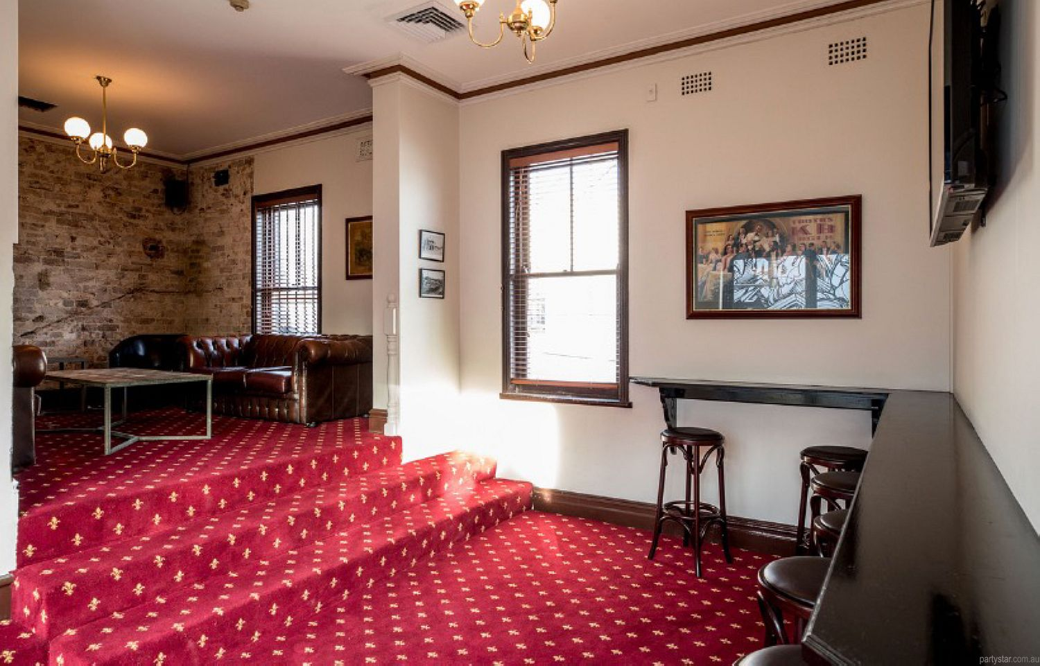 Botany View Hotel, Newtown, NSW. Function Room hire photo #3