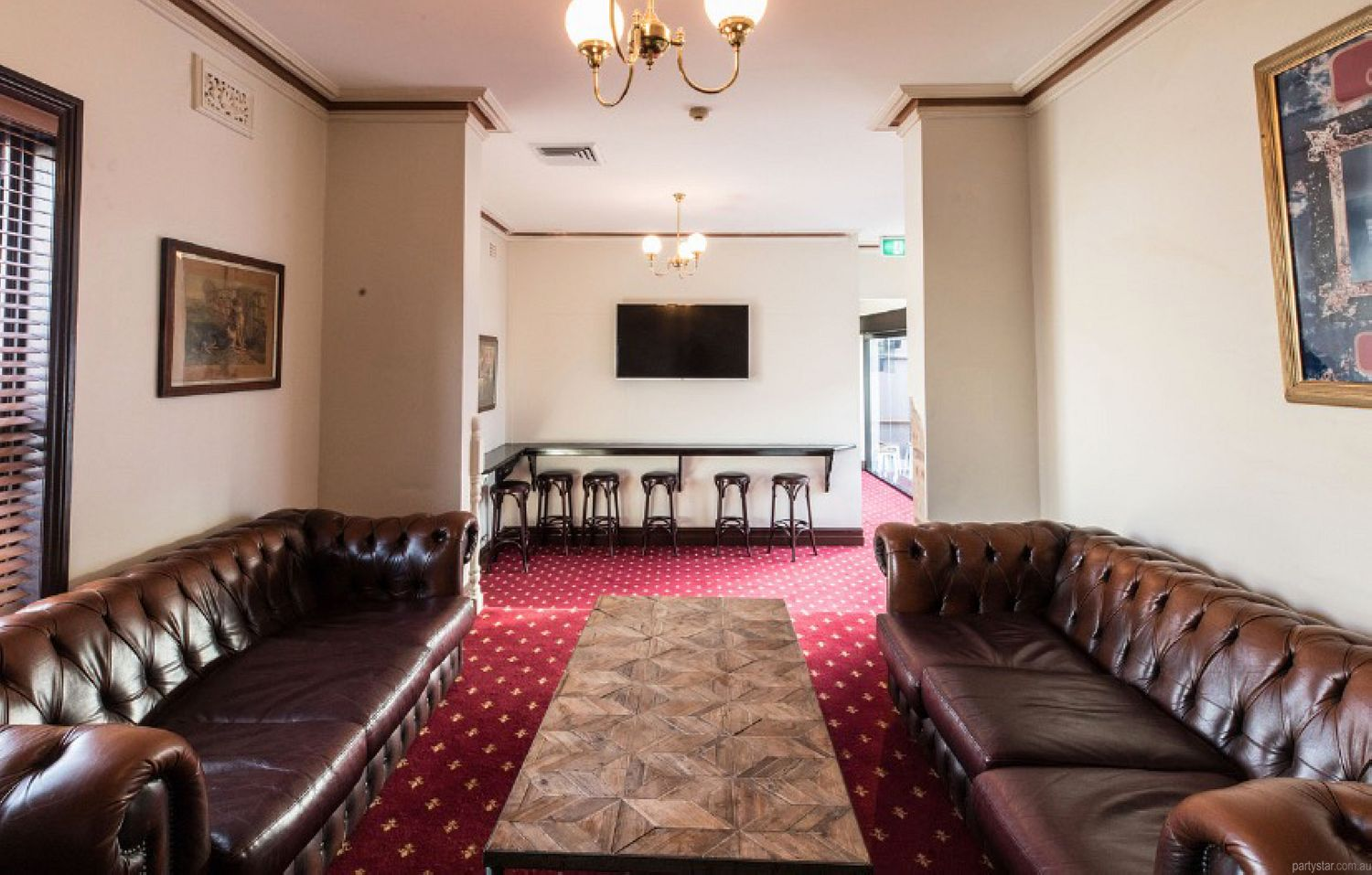 Botany View Hotel, Newtown, NSW. Function Room hire photo #4