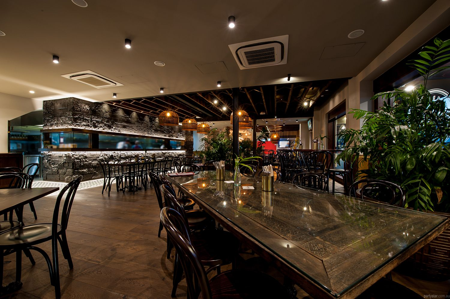 The Burwood Hotel, Burwood, NSW. Function Room hire photo #1