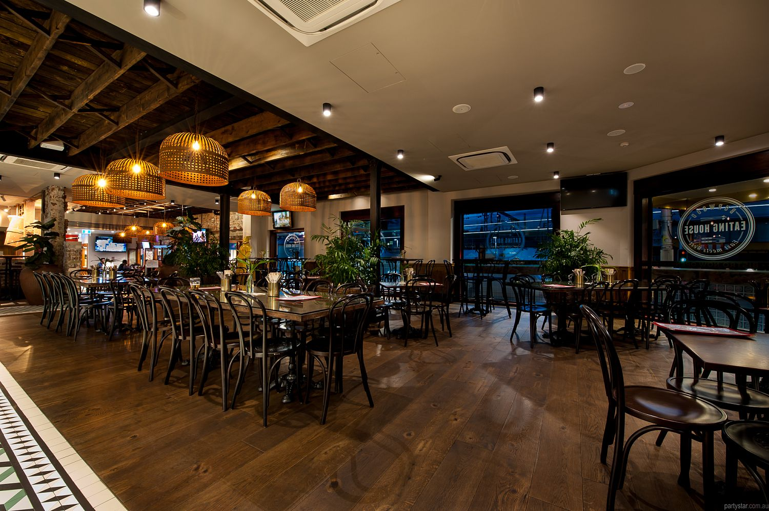 The Burwood Hotel, Burwood, NSW. Function Room hire photo #2