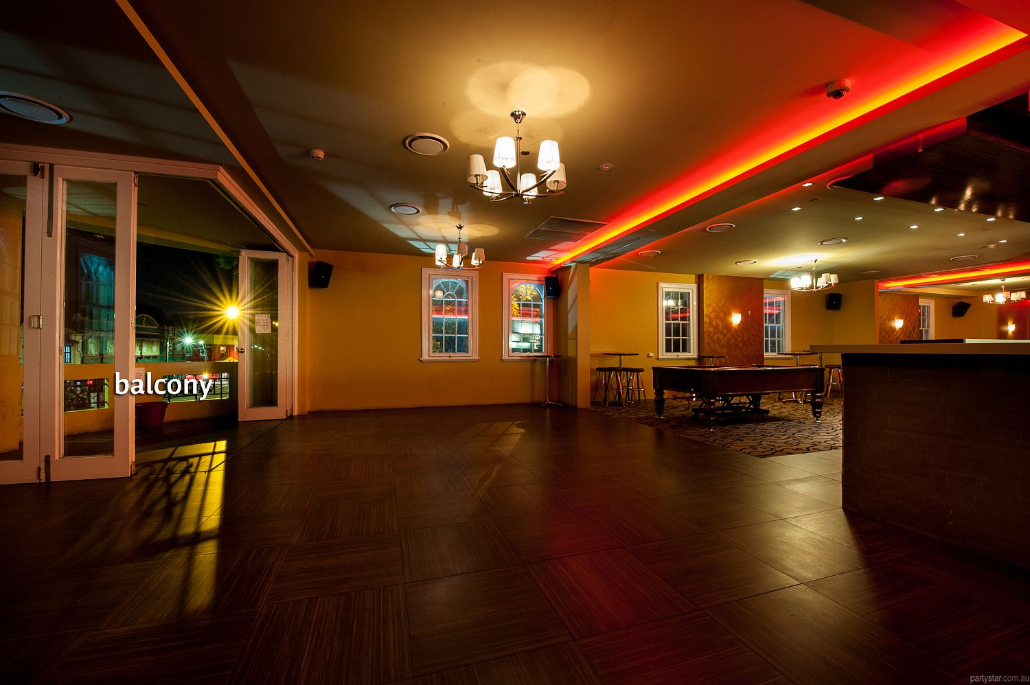 Camperdown Hotel, Camperdown, NSW. Function Room hire photo #3