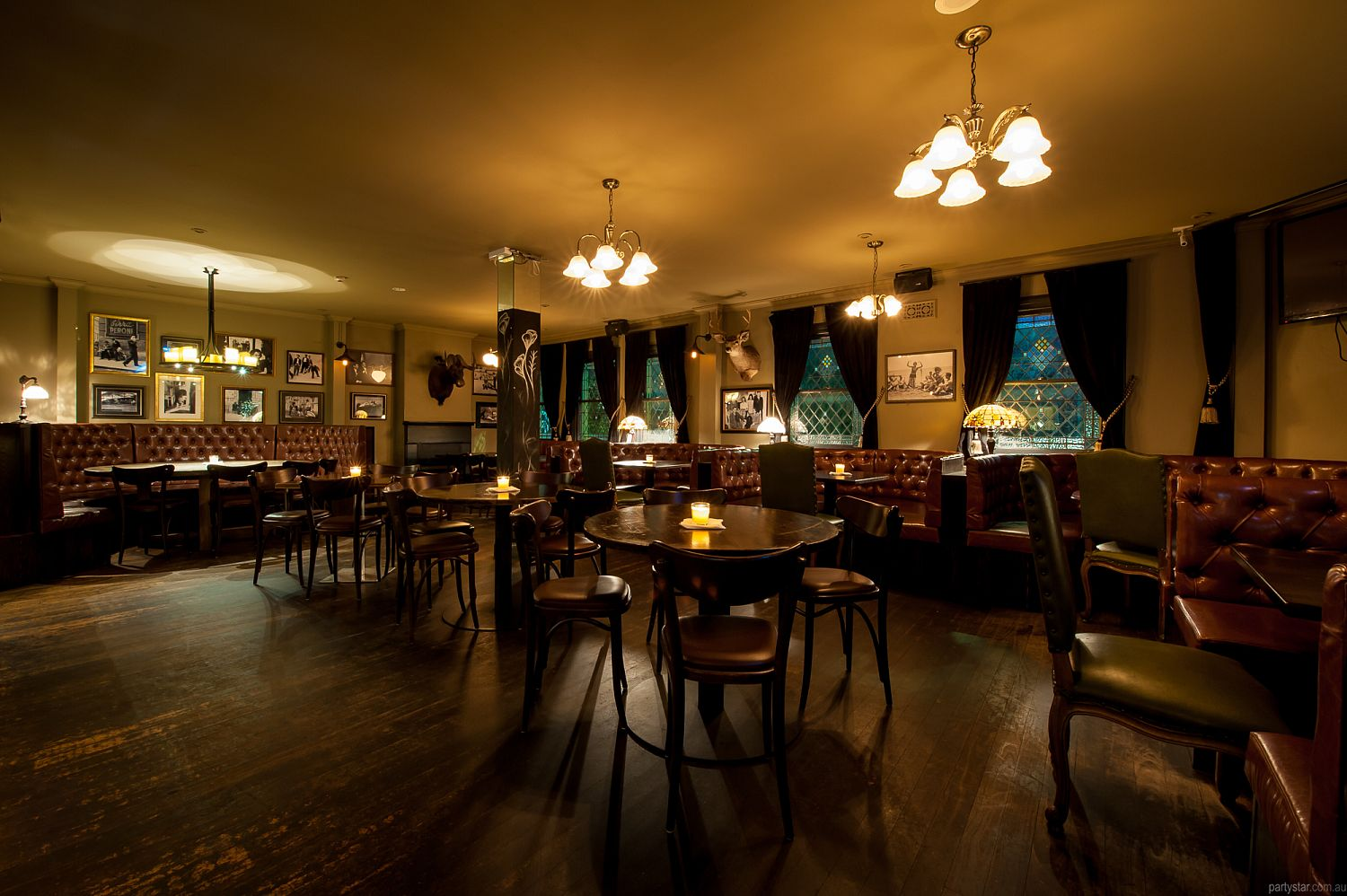 Dove and Olive, Surry Hills, NSW. Function Room hire photo #4