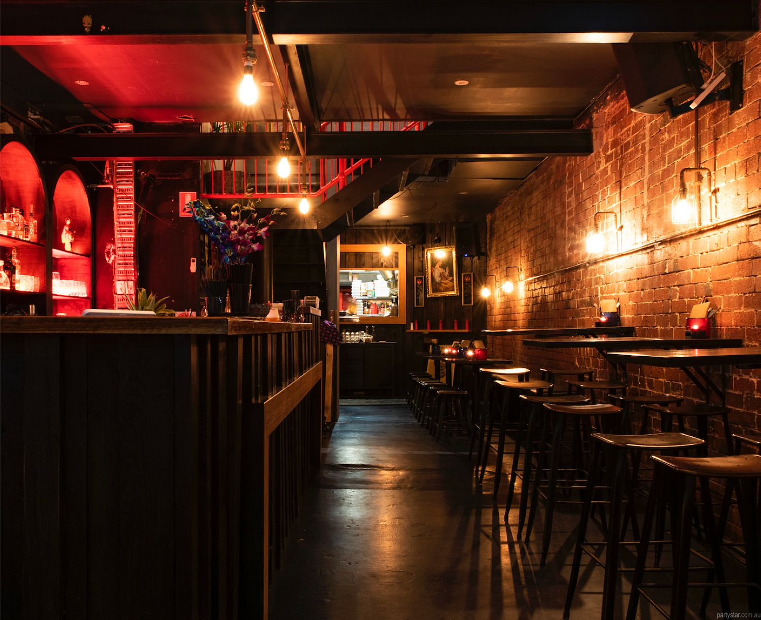 Talk to Me, South Yarra, VIC. Function Room hire photo #1