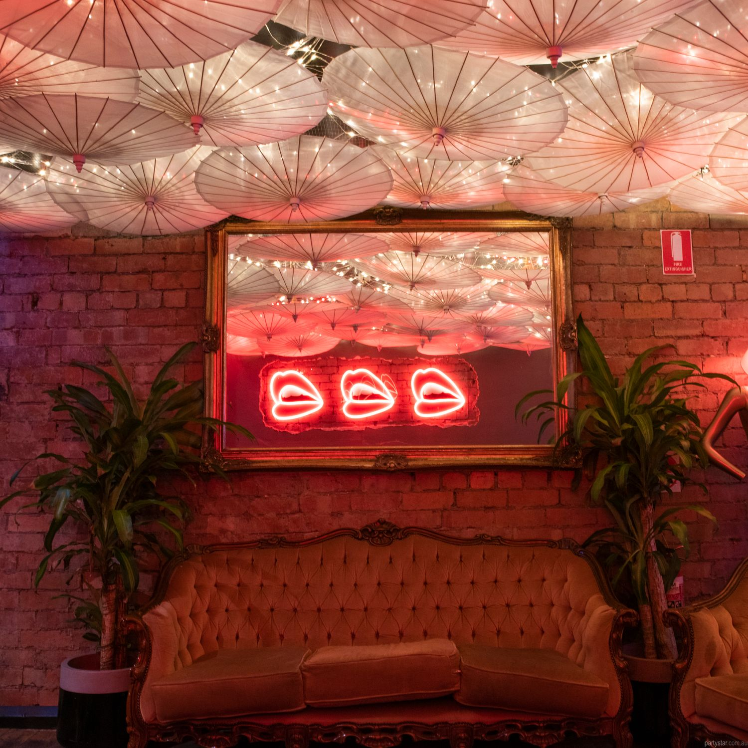 Talk to Me, South Yarra, VIC. Function Room hire photo #4