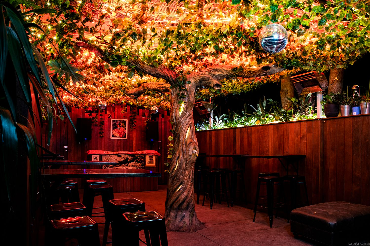 Talk to Me, South Yarra, VIC. Function Room hire photo #5