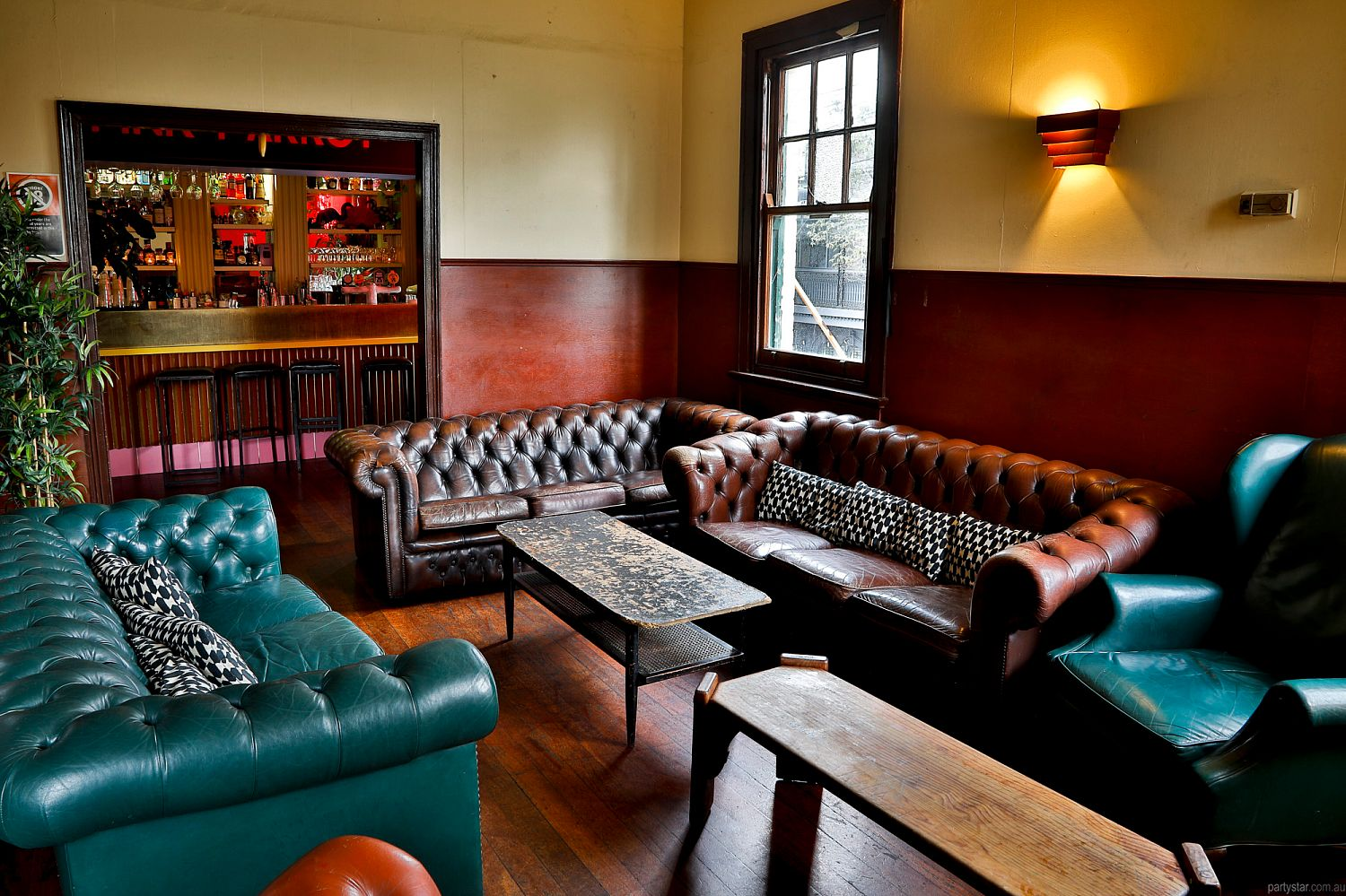 The Cricketers Arms Hotel, Surry Hills, NSW. Function Room hire photo #2
