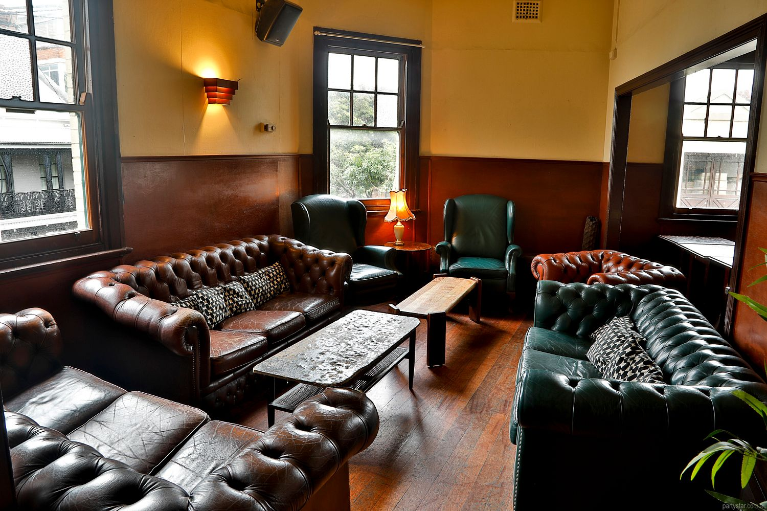 The Cricketers Arms Hotel, Surry Hills, NSW. Function Room hire photo #4