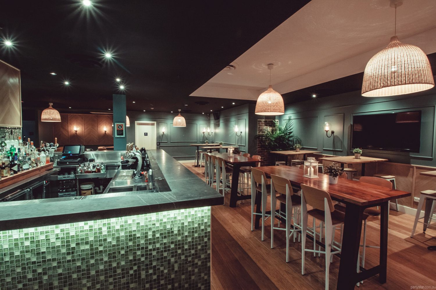 Crown Hotel, Surry Hills, NSW. Function Room hire photo #1