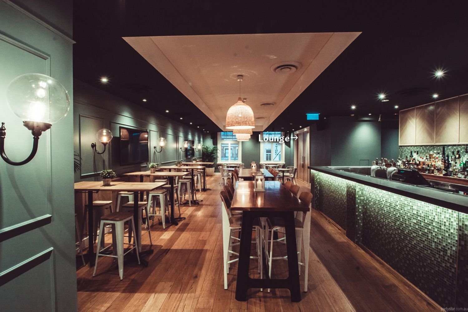 Crown Hotel, Surry Hills, NSW. Function Room hire photo #2