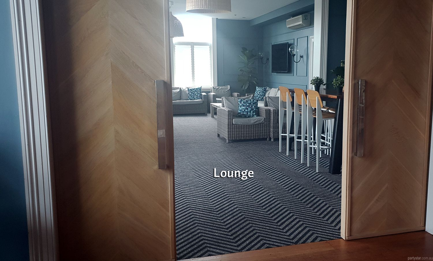 Crown Hotel, Surry Hills, NSW. Function Room hire photo #4